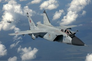 Mikoyan MiG-31 - The nasty Russian sonabitch designed to kill stuff like satellites and AWACS